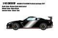 [予約]EIDOLON(アイドロン) 1/43 日産 GT‐R NISMO N attack Package 2017 メテオフレークブラックパール