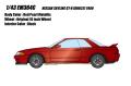 [予約]EIDOLON(アイドロン) 1/43 日産 スカイライン GT-R (BNR32) 1989 レッドパールメタリック
