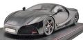 """[予約]FRONTIART (フロンティアート) 1/18 SPANIA GTA """"GTA Spano""""(ブラック)"""