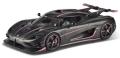[予約] FRONTIART (フロンティアート) 1/18  Koenigsegg One 1(カーボン/ピンク)
