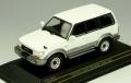 [予約]First43(ファースト43) 1/43 トヨタ ランドクルーザー LC80 1992 ホワイト/グレイ