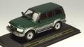 [予約]First43(ファースト43) 1/43 トヨタ ランドクルーザー LC80 1992 グリーン/グレイ