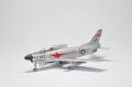 【SALE】Falcon Models (ファルコンモデル) 1/72  F-86D  アメリカ空軍  97th FIS, 'Dennis the Menace' 52-3869