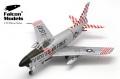 【SALE】Falcon Models (ファルコンモデル) 1/72 F-86D アメリカ空軍 469th FIS, マギータイソン空軍基地