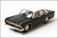 [予約]ファインモデル 1/43 三菱デボネア 1968年式(黒/白トップ) カーテン付