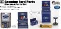 [予約]GENUINE FORD PARTS 1/18 Genuine Ford Parts ジオラマパーツセット