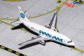 Gemini Jets 1/400 737-200 パンアメリカン航空 Billboard Livery N68AF