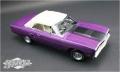 [予約]GMP 1/18 1970 Plymouth Road Runner Convertible - In Violet