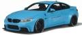 GTスピリット 1/18 LB☆WORKS BMW M4(ベイビーブルー)