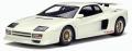 [予約]GTスピリット 1/18 ケーニッヒ テスタロッサ ツインターボ(ホワイト)国内販売数 200個