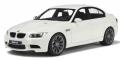 GTスピリット 1/18 BMW M3 (ホワイト)