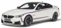 [予約]GTスピリット 1/18 BMW M4 パック パフォーマンス(アルピンホワイト III)