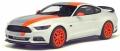 [予約]GTスピリット 1/18 フォード マスタング by ボジックス デザイン  (ホワイト/グレー/オレンジ) 世界限定: 500個