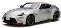 [予約]GTスピリット 1/18 日産 フェアレディ Z ニスモ (Z34)(シルバー)世界限定:1,000個