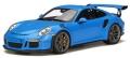 [予約]GTスピリット 1/18 ポルシェ 911(991) GT3 RS(ブルー)世界限定:2,000個