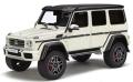 [予約]GTスピリット 1/18 メルセデスベンツ G500 4x4² (ホワイト)世界限定:2,000個