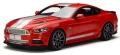 [予約]GTスピリット 1/18 フォード マスタング シェルビー GT(レッド/シルバー)世界限定:2,000個