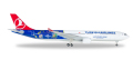 "herpa wings 1/500 A330-300 ターキッシュエアラインズ ""EM 2016"" TC-JOH"