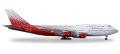 herpa wings 1/500 747-400 ロシア航空 n/c EI-XLE