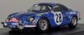 HEADLINER(ヘッドライナー) 1/43 アルピーヌA110 1600S(#28)1971 Monte Carlo ※生産予定数:140pcs