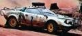 [予約]HEADLINER(ヘッドライナー) 1/18 Lancia Stratos HF (#7) 1977 Safari ★生産予定数:180pcs