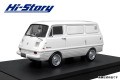 [予約]Hi-Story(ハイストーリー) 1/43 マツダ BONGO 1000 ROUTE VAN (1968) ホワイト