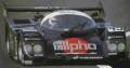 [予約]ignition model(イグニッションモデル) 1/43 Alpha Porsche 962C (#45) 1990 ル・マン ★生産予定数:140pcs