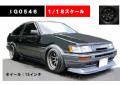 [予約]ignition model(イグニッションモデル) 1/18 トヨタ Corolla Levin (AE86) 3-Door GT Apex Black/Silver ★生産予定数:120pcs