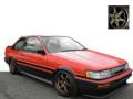 ignition model(イグニッションモデル) 1/18 トヨタ Corolla Levin 2Door GT Apex (AE86) Red/Black ★生産予定数:140pcs