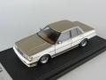 ignition model(イグニッションモデル) 1/43 トヨタ クレスタ Super Lucent(GX71) ホワイト/ゴールド ★生産予定数:140pcs