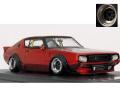 ignition model(イグニッションモデル) 1/43 LB-WORKS Kenmary 2Door Red Metallic ★生産予定数:140pcs