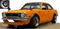 [予約]ignition model(イグニッションモデル) 1/43 トヨタ カローラ Levin (TE27) オレンジ ★生産予定数:160pcs