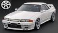 [予約]ignition model(イグニッションモデル) 1/43 ニスモ R32 GT-R S-tune クリスタルホワイト ★生産予定数:140pcs