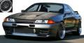 [予約]ignition model(イグニッションモデル) 1/43 ニスモ R32 GT-R S-tune ガングレーメタリック ★生産予定数:140pcs