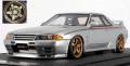 [予約]ignition model(イグニッションモデル) 1/43 日産 Skyline GT-R Nismo (R32) Silver ★生産予定数:140pcs