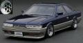 [予約]ignition model(イグニッションモデル) 1/18 日産 レパード 3.0 Ultima (F31) ブルー ★生産予定数:200pcs
