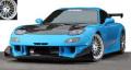 [予約]ignition model(イグニッションモデル) 1/18 マツダ RX-7 (FD3S) RE 雨宮 ライトブルー ★生産予定数:120pcs