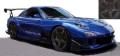 [予約]ignition model(イグニッションモデル) 1/18 マツダ RX-7 (FD3S) RE 雨宮 ブルー ★生産予定数:140pcs