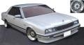 [予約]ignition model(イグニッションモデル) 1/43 日産 グロリア Cima (Y31) パールホワイト ★生産予定数:160pcs