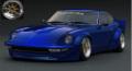 [予約]ignition model(イグニッションモデル) 1/18 LB-WORKS Fairlady Z (S30) ブルー ★生産予定数:140pcs