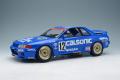 [予約]IDEA(イデア) 1/18 ⽇産 スカイライン GT-R (BNR32) Gr.A カルソニック チームインパル JTC ⻄⽇本サーキット 1990