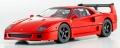 京商オリジナル 1/18 フェラーリ F40 LMウィング(レッド)