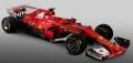 [予約]LOOKSMART(ルックスマート) 1/43 Scuderia Ferrari SF70H Presentation 2017