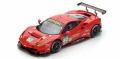 [予約]LOOKSMART(ルックスマート) 1/18 フェラーリ 488 GTE No.82 LM GTE Pro 24h ル・マン 2016 G. Fisichella/T. Vilander/M. Malucelli