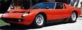 [予約]LOOKSMART(ルックスマート) 1/18 ランボルギーニ ミウラ P400 S トリノ モーターショー 1968