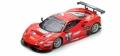 [予約]LOOKSMART(ルックスマート) 1/43 フェラーリ 488 GT3 No.34 24h SPA 2016 J. Pisarik/J. Kral/M. Malucelli/D. Fumanelli