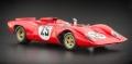 [予約]CMC 1/18 フェラーリ 312P スパイダー 1969年セブリング #25