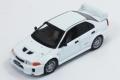 [予約]ixo (イクソ) 1/43 三菱ランサー EVO V 1998 ホワイト