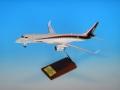 [予約]全日空商事 1/100 MRJ90 JA21MJ 飛行試験機初号機 完成品(ギアつき)