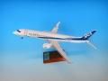 [予約]全日空商事 1/100 MRJ90 JA25MJ 飛行試験機5号機 完成品(ギアつき)